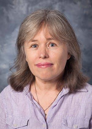 Portrait of Kathryn Roulston