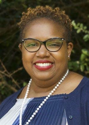Portrait of Sakeena Everett