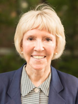 Portrait of Dr. Linda Campbell