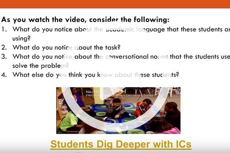 What Does IC Look Like?