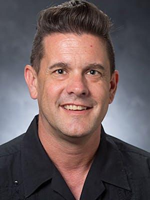 Portrait of Joel Ringdahl