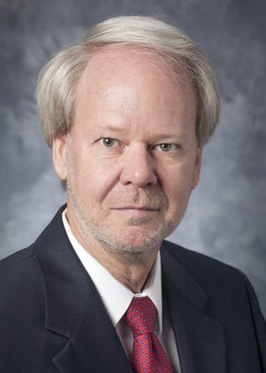 Portrait of Roger Hill